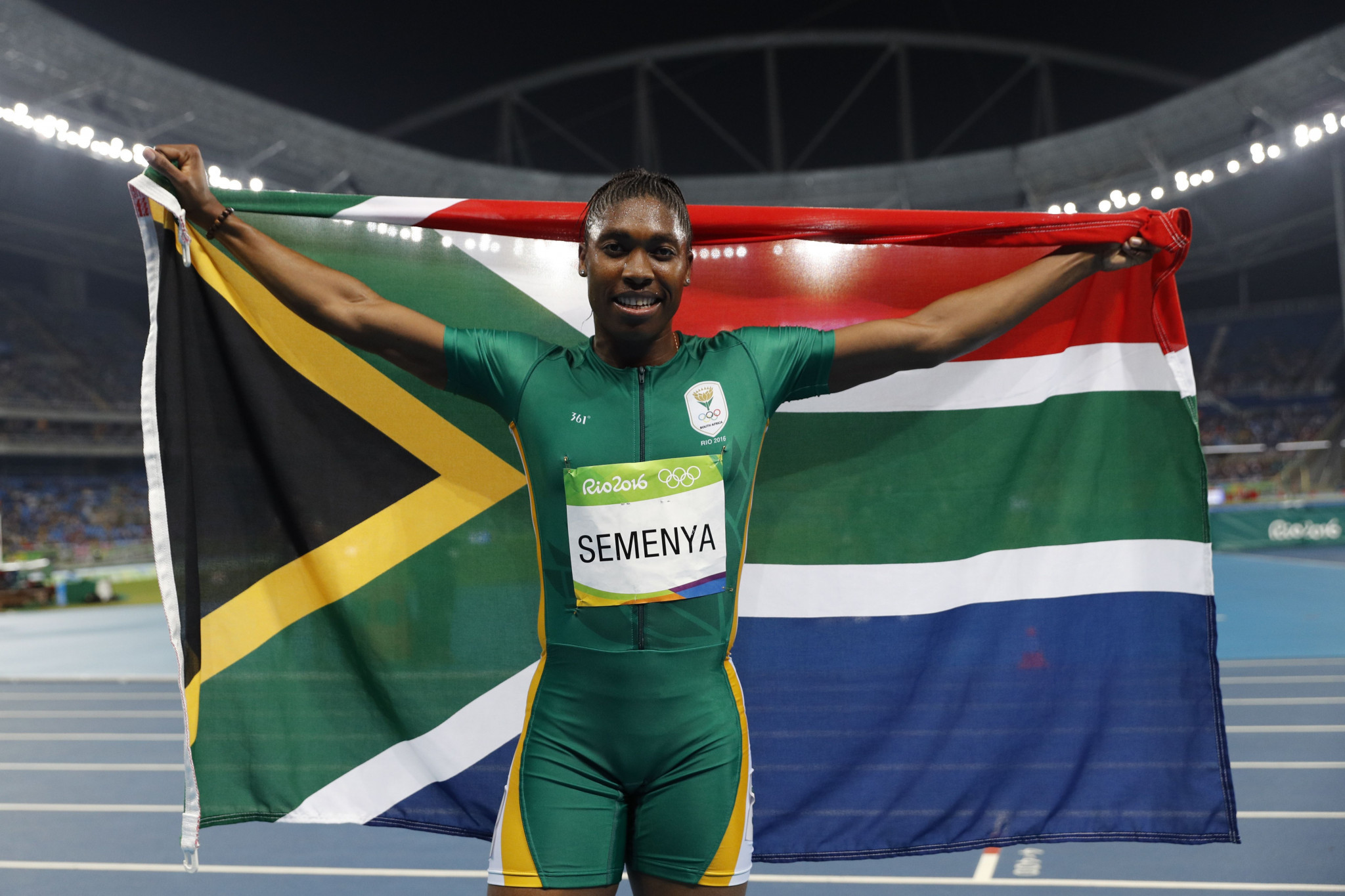 Caster Semenya will look to qualify for the Tokyo 2020 Olympics in the 200m ©Getty Images