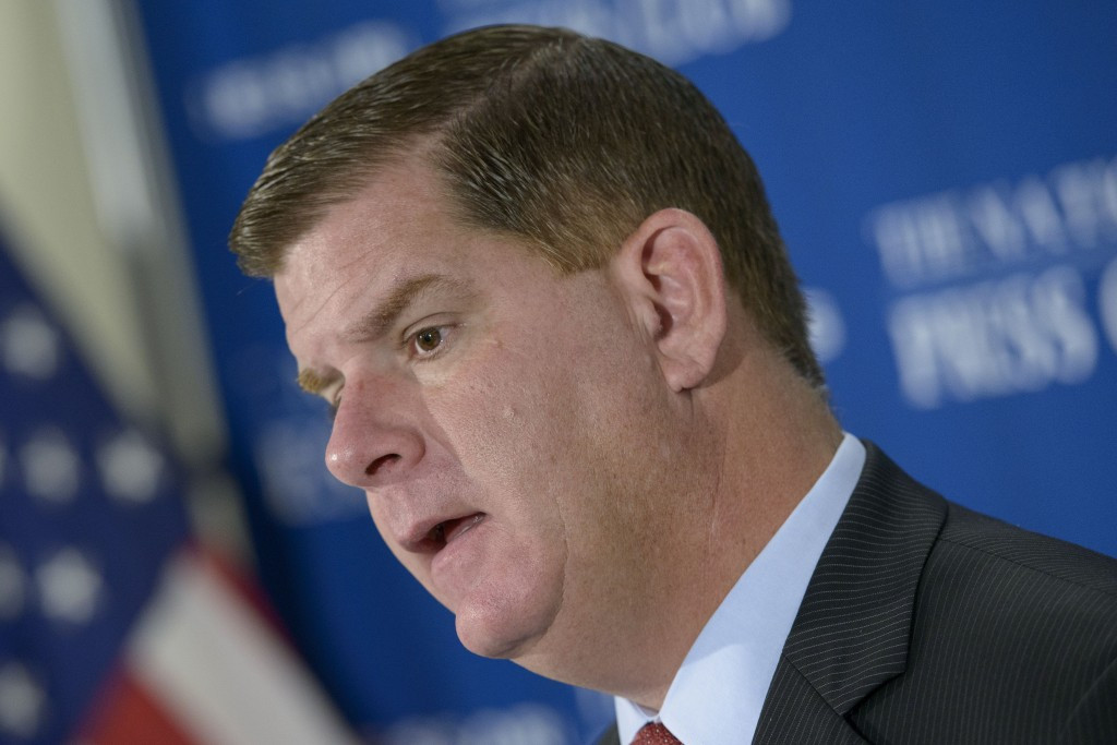 """Boston Mayor blames Olympic Movement for setting """"unrealistic expectations"""" one year on from USOC backing bid"""