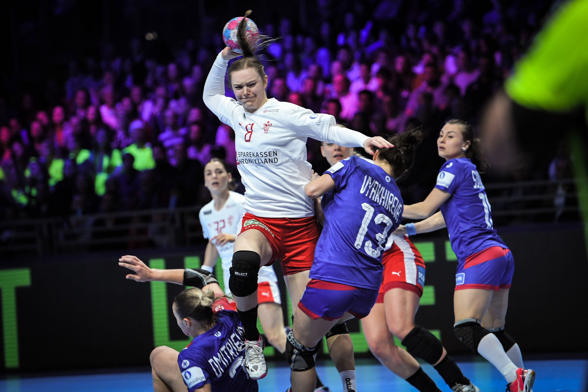 Denmark in position to become sole host of European Women's Handball Championship