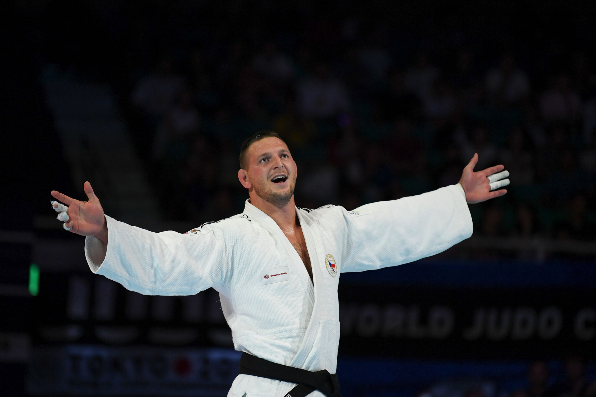 Olympic champion Krpálek leads European Judo Championships field in Prague