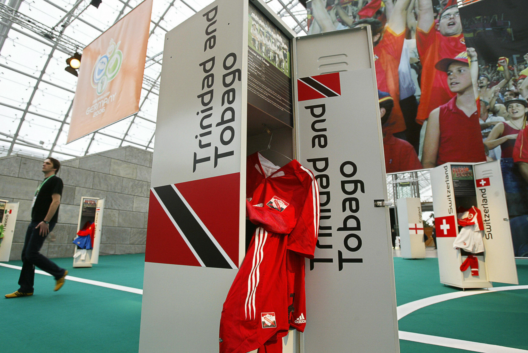 FIFA lifts suspension of Trinidad and Tobago Football Association after legal action halted