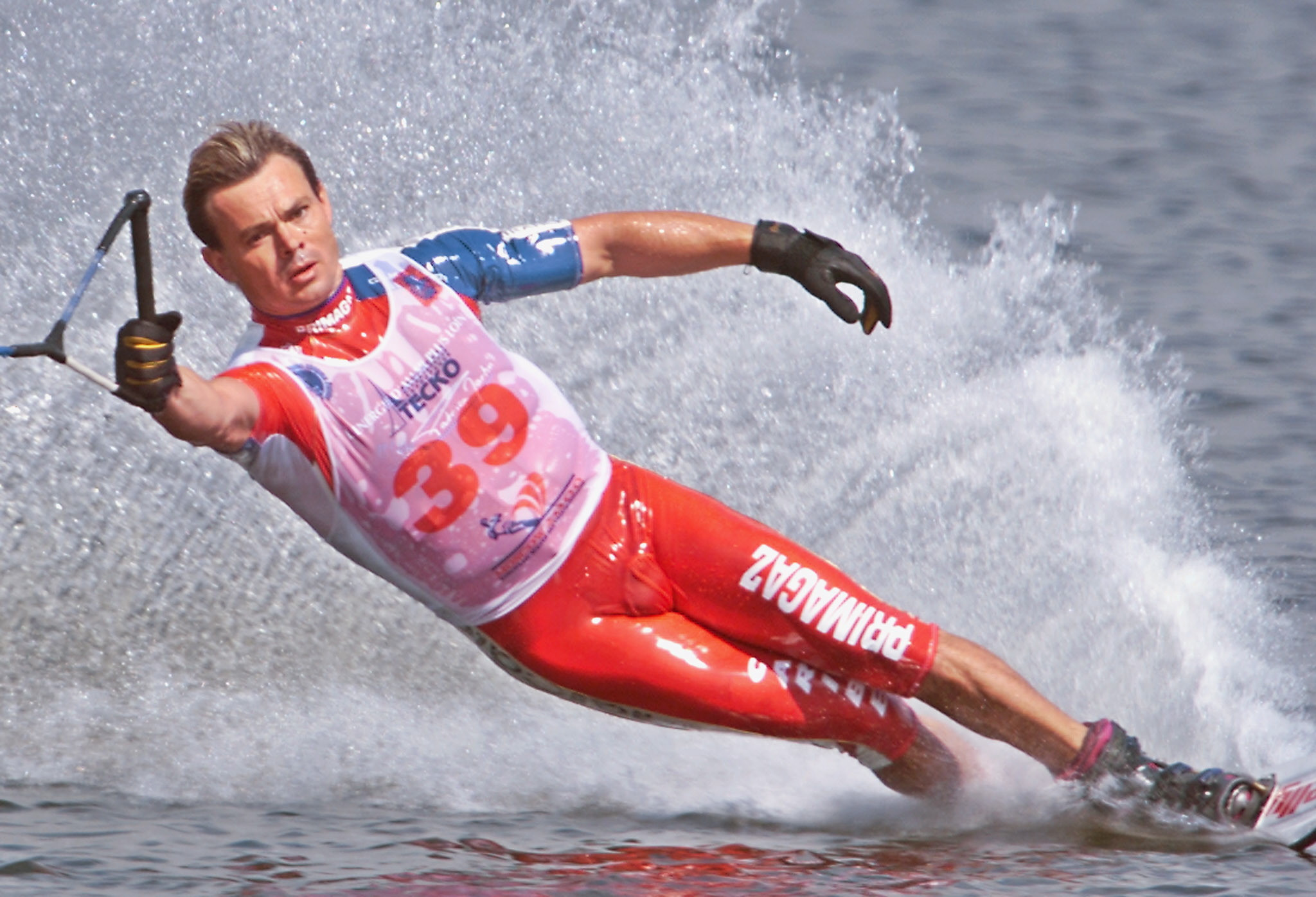 Water skiing's Martin first out of the gate in marathon race for CNOSF Presidency