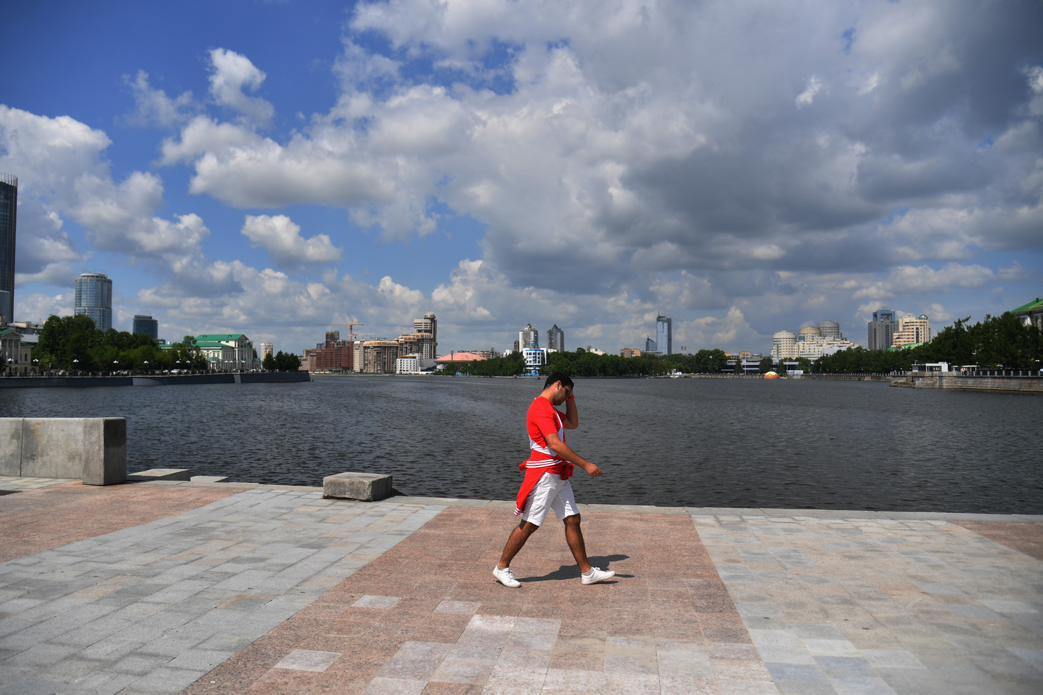 Yekaterinburg is set to host the World University Games from August 8 to 19 in 2023 ©Getty Images