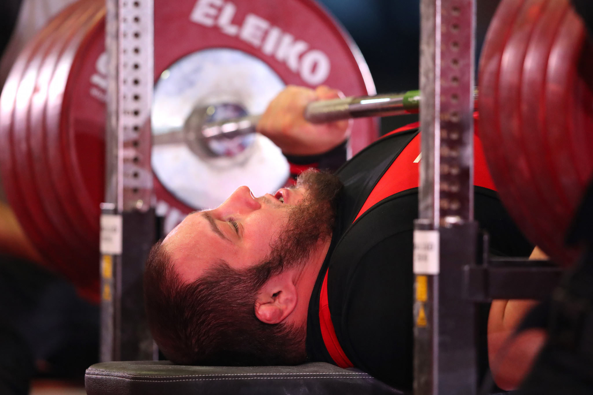 Ukrainian powerlifter Kriukov banned again for competing while suspended