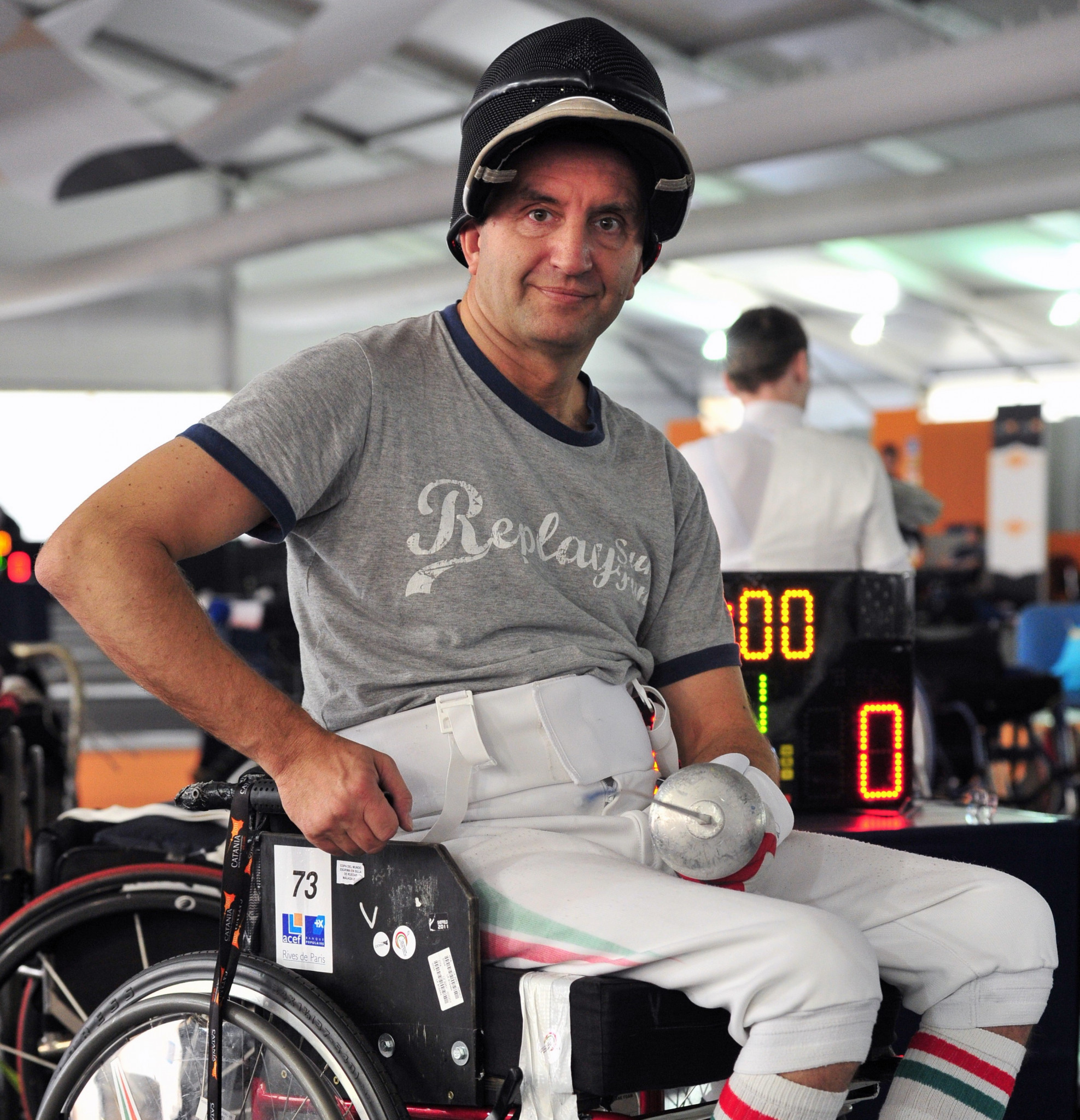 Szekeres re-elected IWAS Wheelchair Fencing chairperson as Executive Committee grows