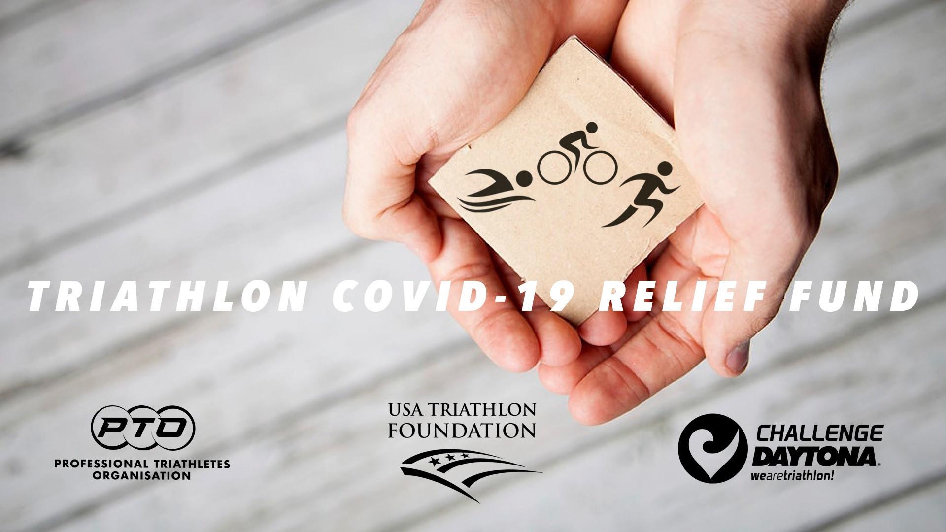 COVID 19 Triathlon Relief Fund credit PTO.