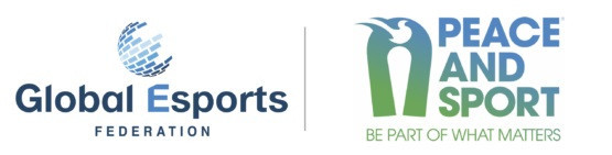 Peace and Sport partners with Global Esports Federation to promote social cohesion