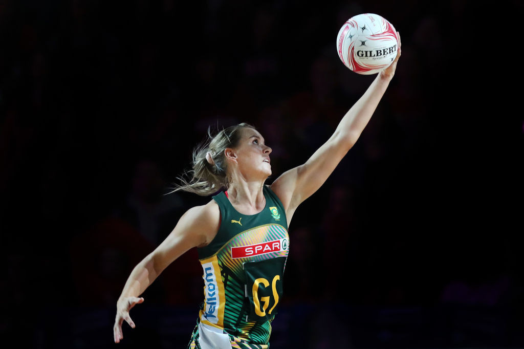 South Africa is set to host the Netball World Cup for the first time in 2023 ©Getty Images