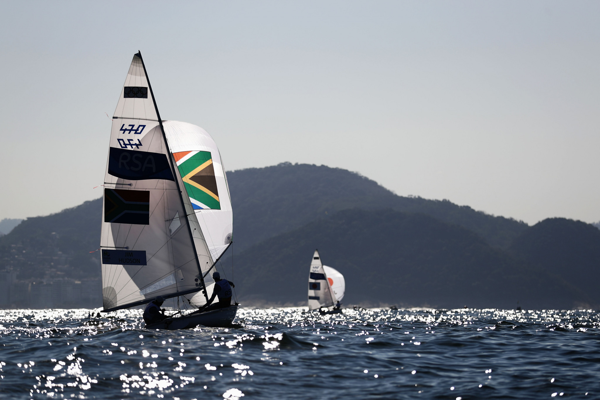 An African country has never won an Olympic medal in sailing, despite the sport having appeared in almost every Games since Paris 1900 ©Getty Images