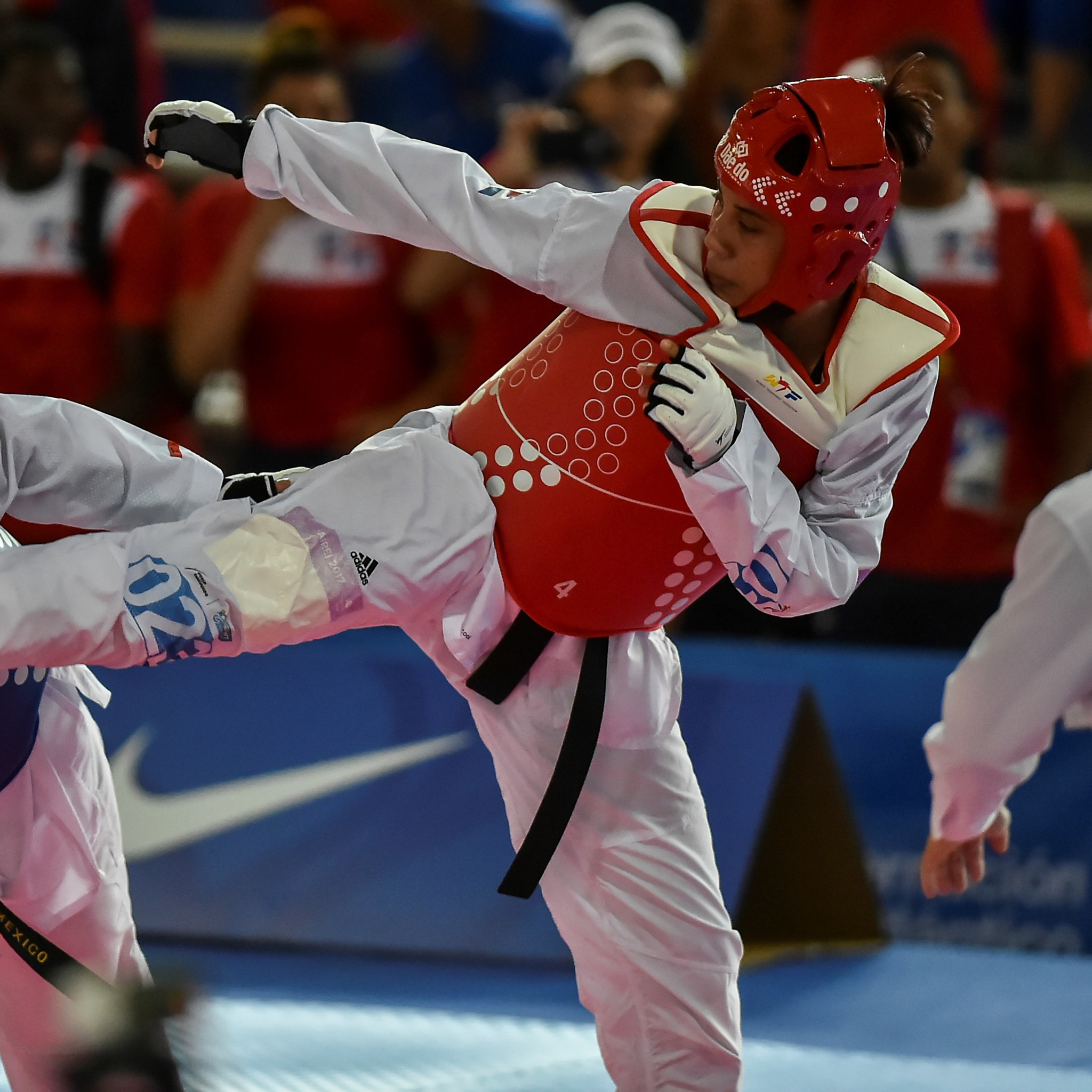 Katherine Rodriguez earns a second bite of the Olympic cherry in Tokyo