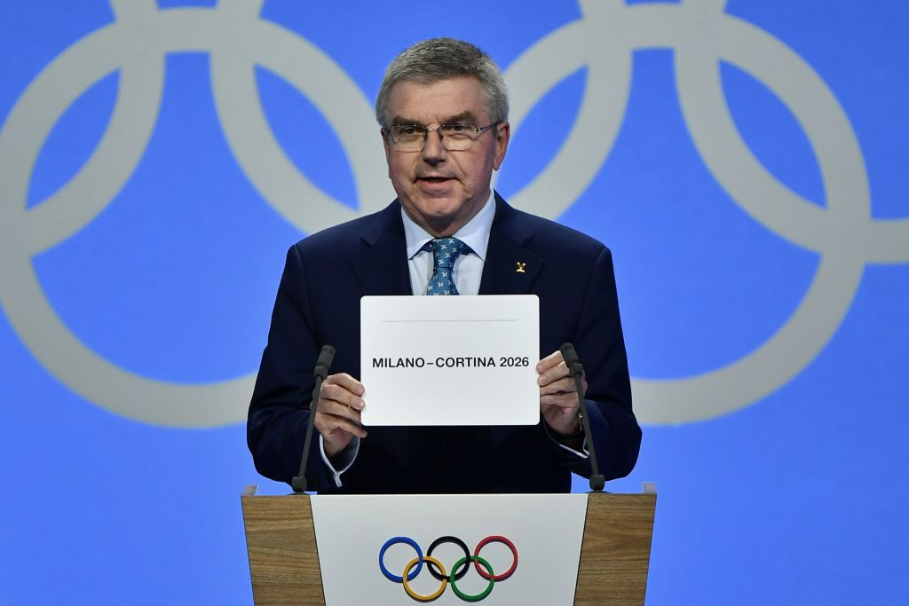 Milan and Cortina d'Ampezzo were awarded the 2026 Winter Olympic and Paralympic Games in June 2019 ©Getty Images