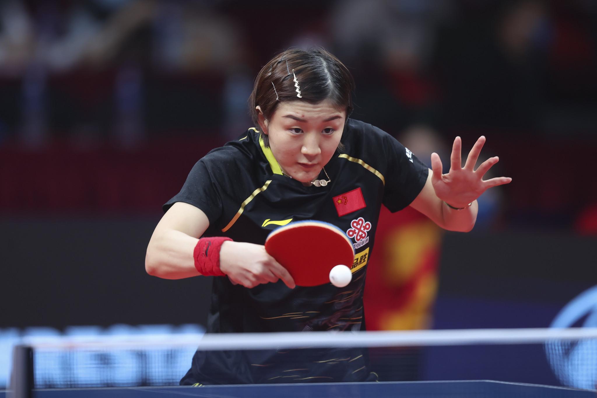 Macau set to host WTT promotional showcase featuring 32 table tennis stars