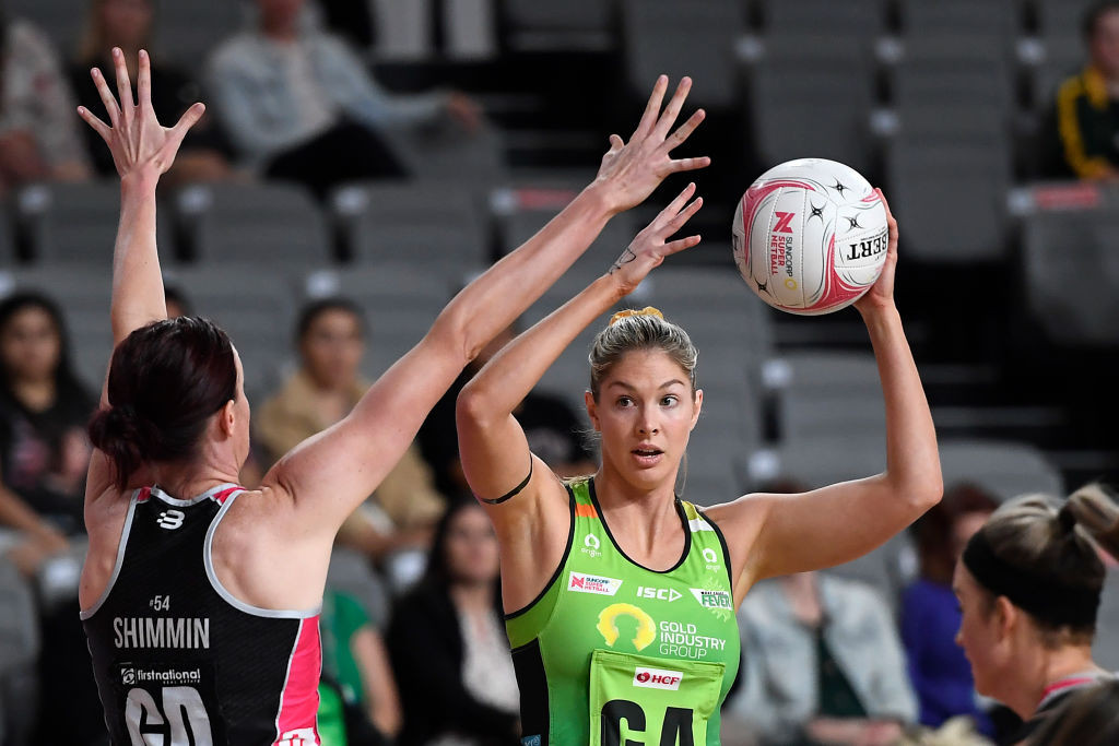 The Suncorp Super Netball season ended in October ©Getty Images