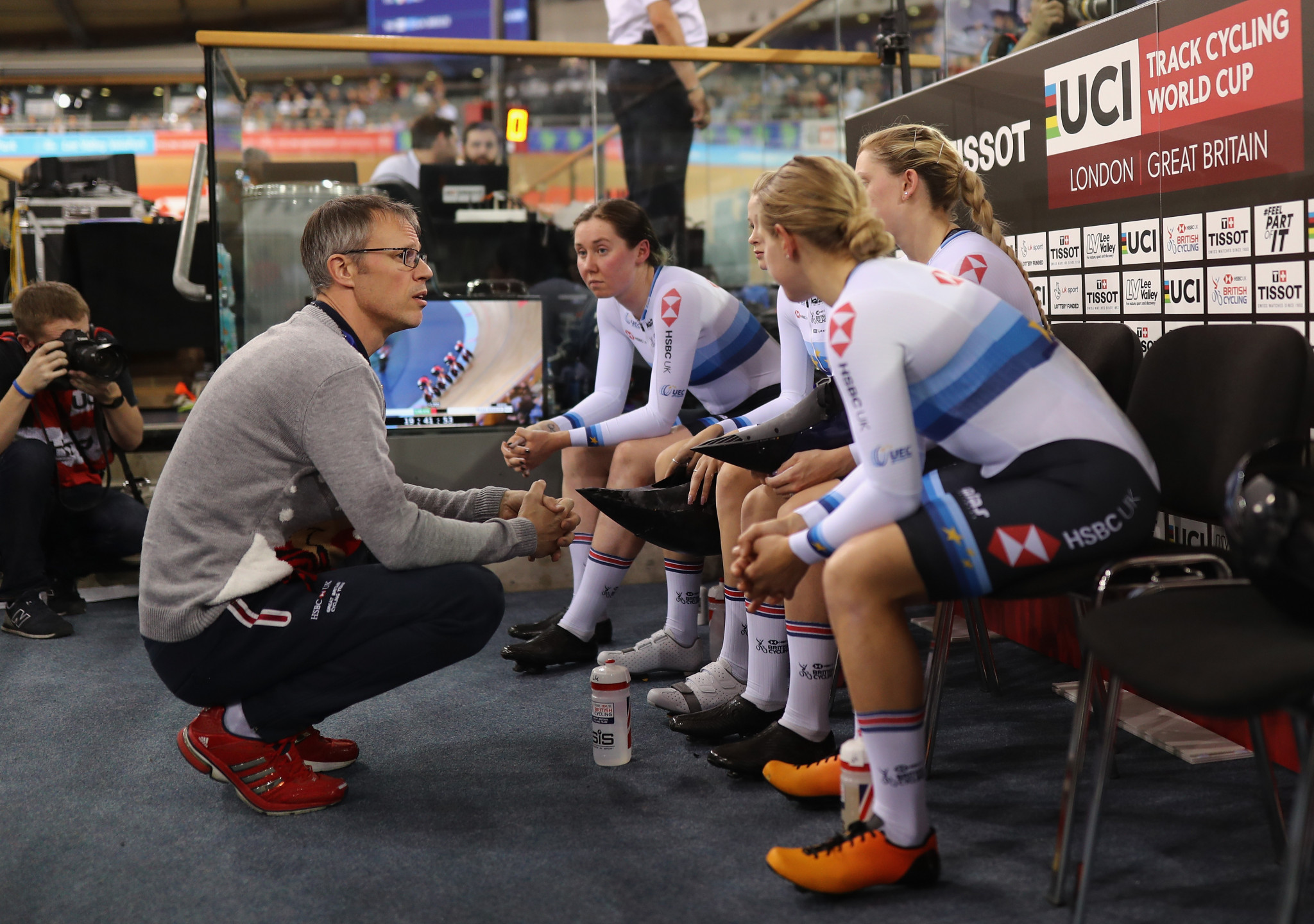 Paul Manning has stepped down as women's endurance coach at British Cycling ©Getty Images