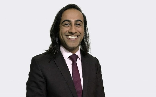 Hiren Dhimar has joined the Birmingham 2022 Commonwealth Games Board to increase its BAME representation ©Birmingham 2022