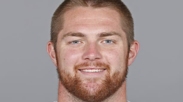 Luke Gifford was banned for two weeks for breaching the NFL's PED rules ©Dallas Cowboys