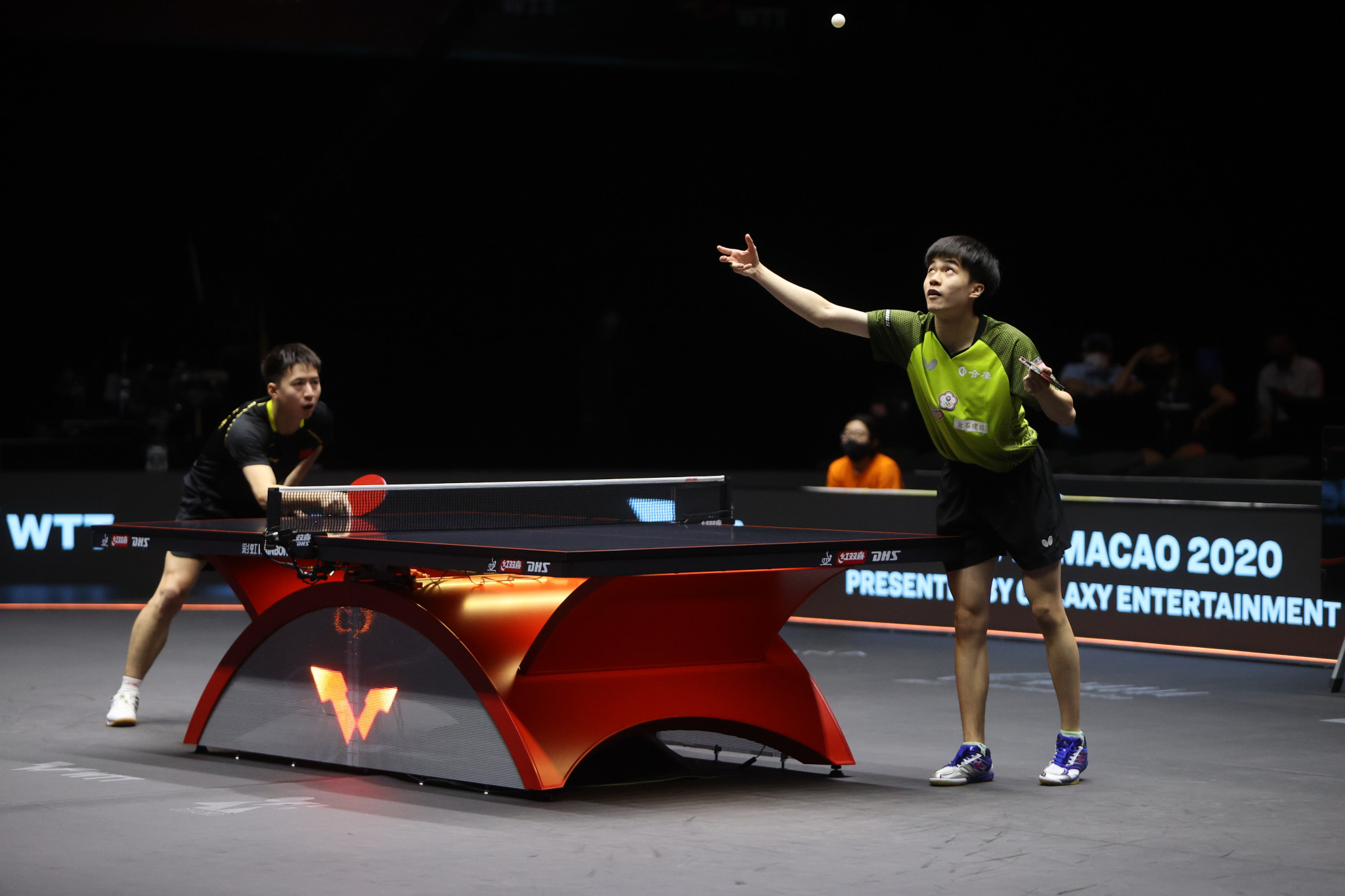 Lin suffers shock loss on day two of World Table Tennis Macao