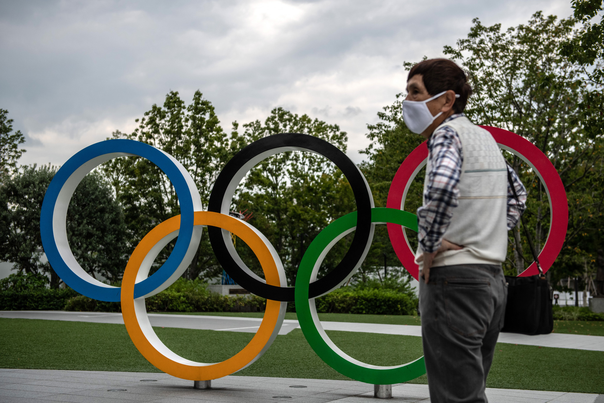 Face masks are set to be worn at all times during Tokyo 2020 ©Getty Images