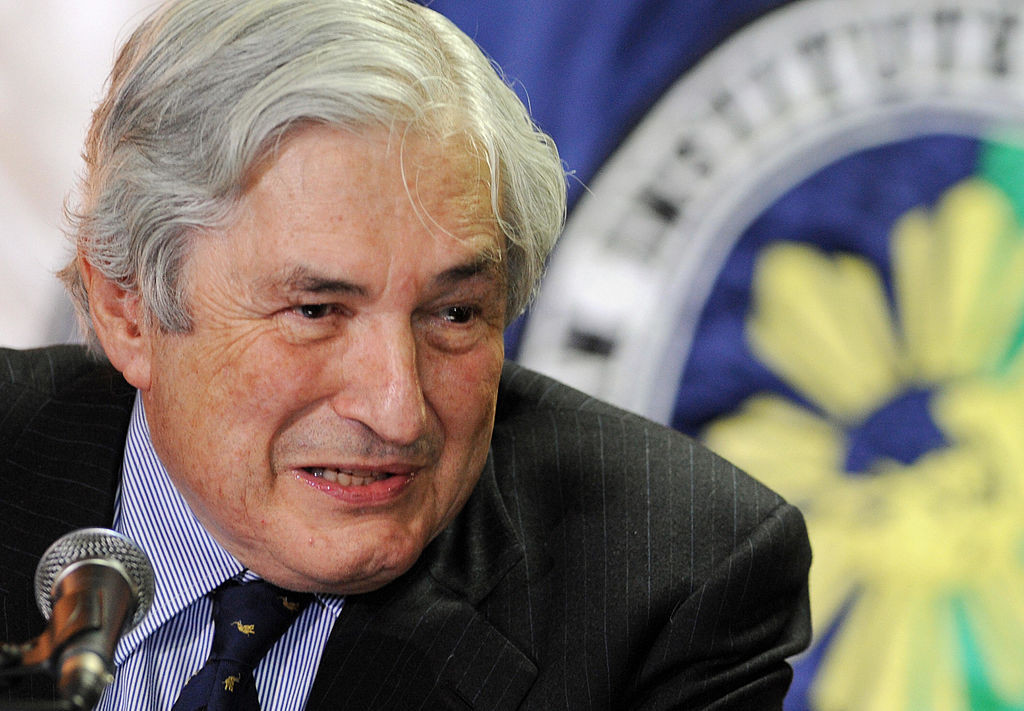 James Wolfensohn, World Bank President and Olympic fencer, dies aged 86