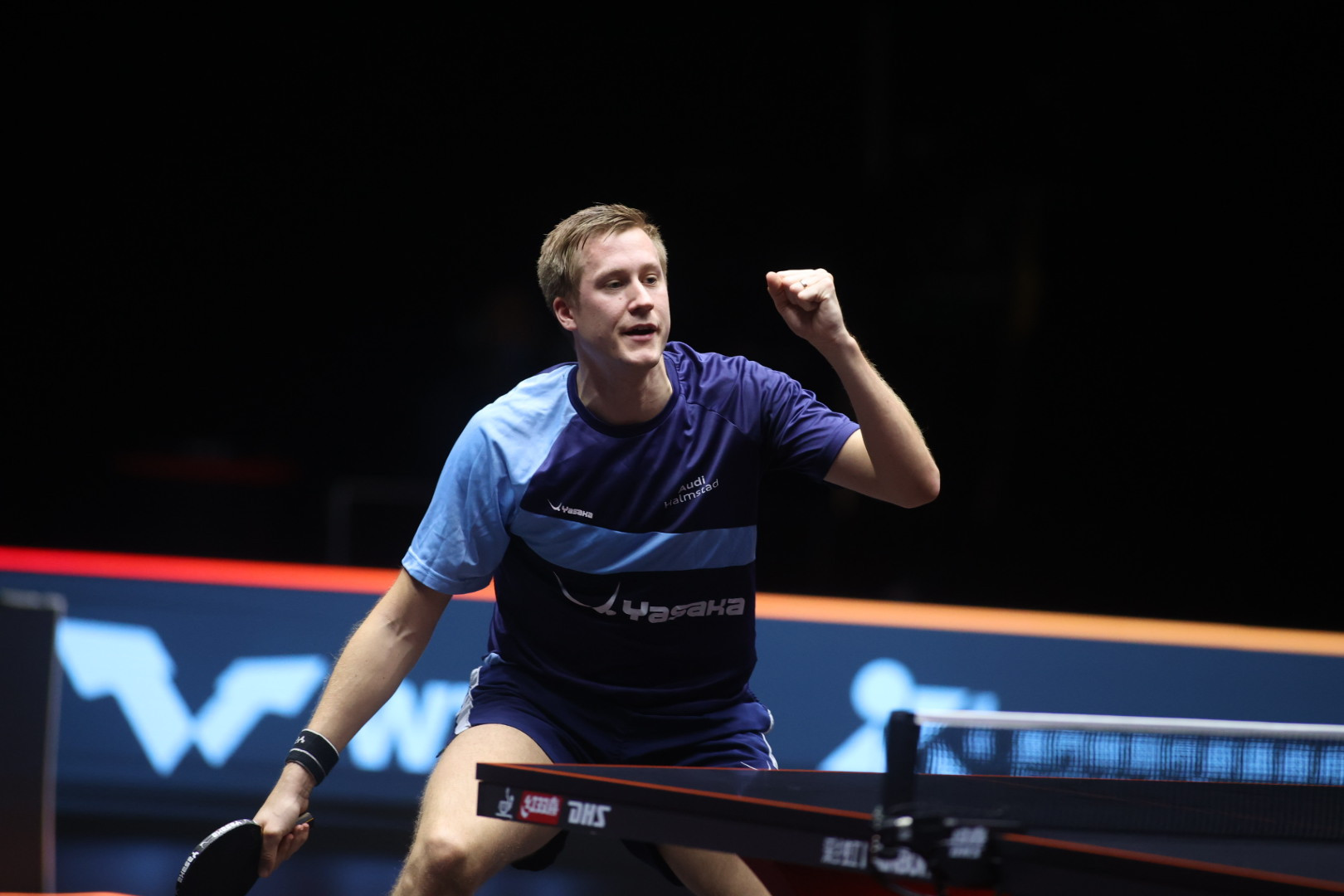 Falck records first win over Xu to reach World Table Tennis Macao semi-finals