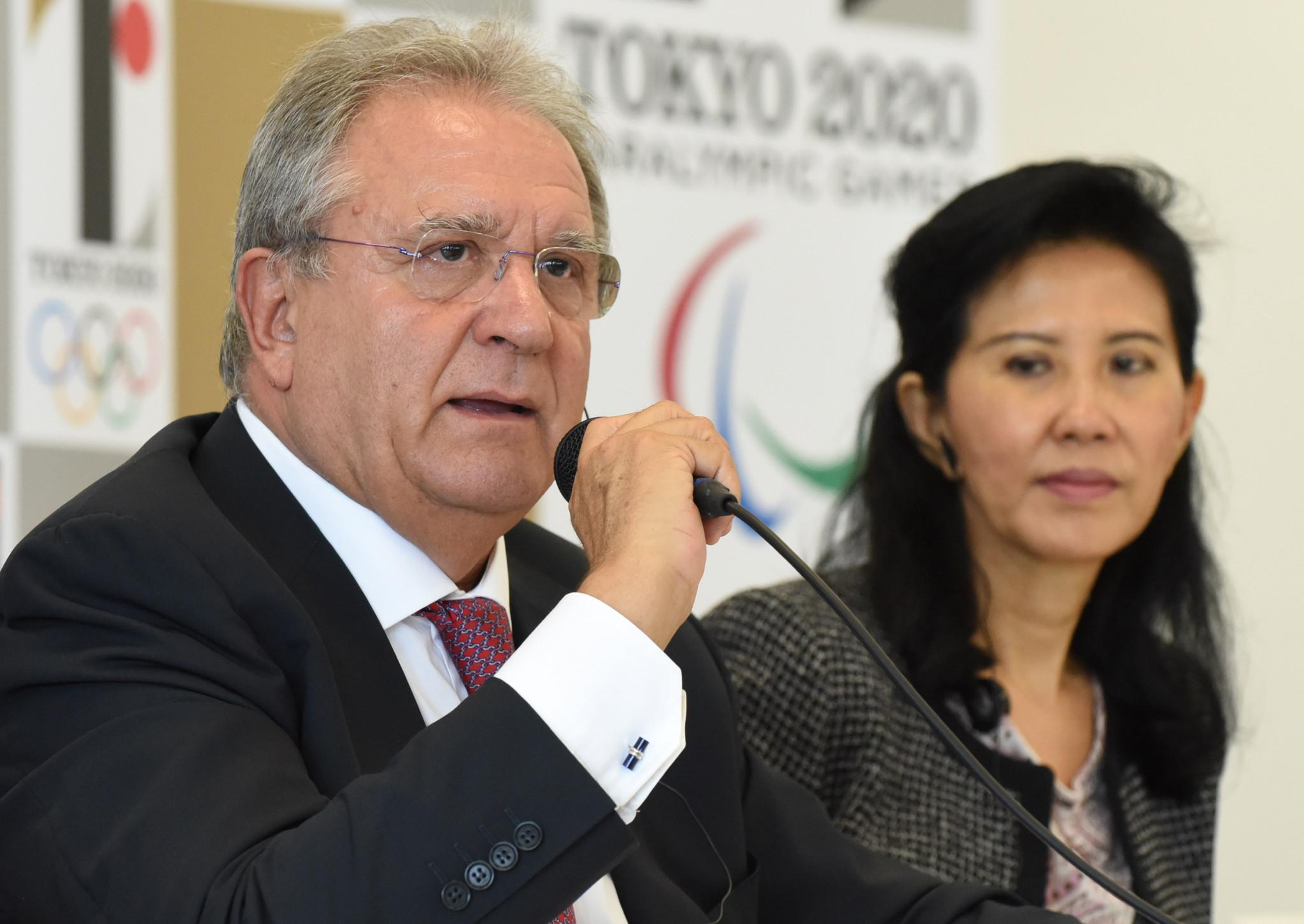 WBSC President Fraccari receives Italian National Olympic Committee's highest honour