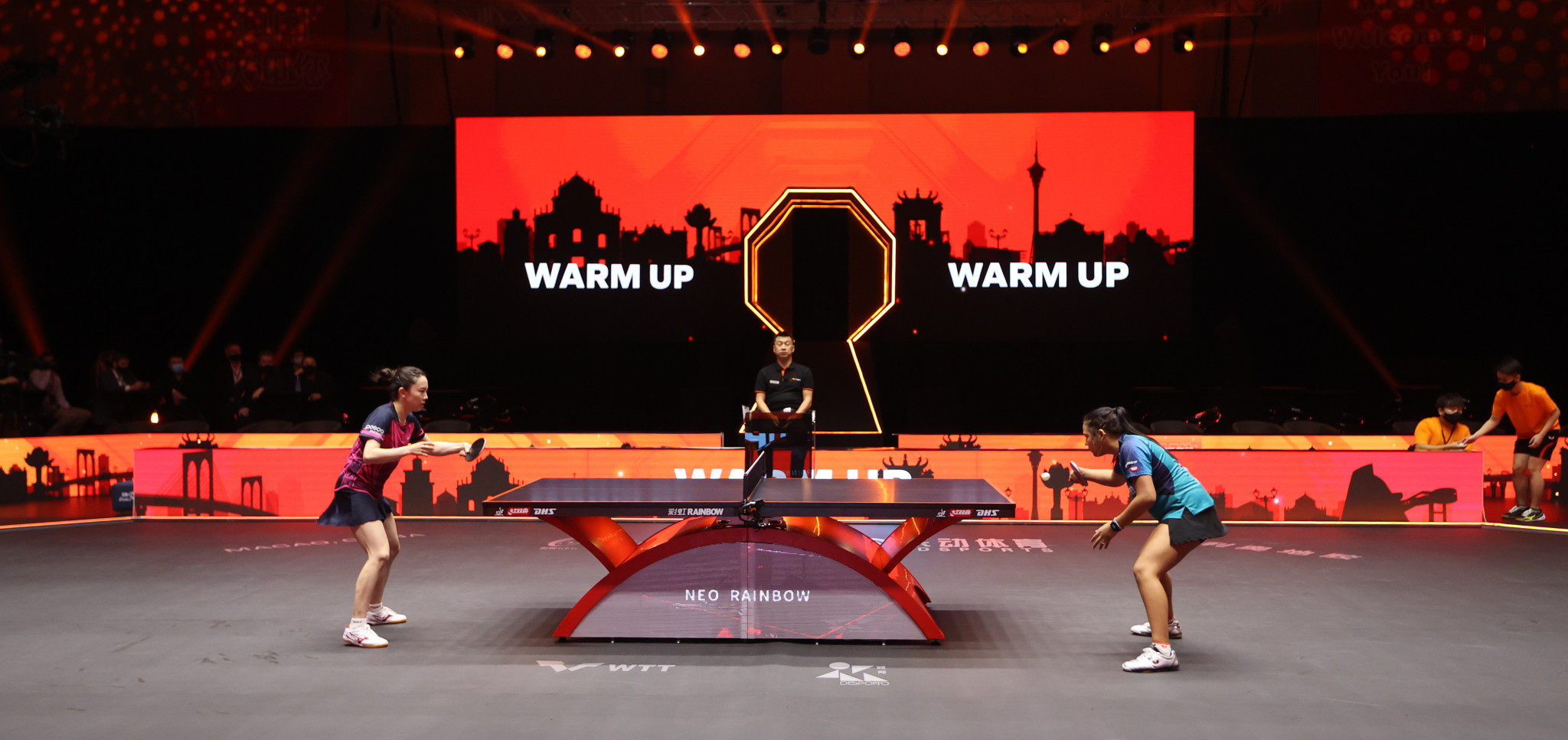 The German Table Tennis Federation has raised concerns about the implementation of World Table Tennis ©ITTF