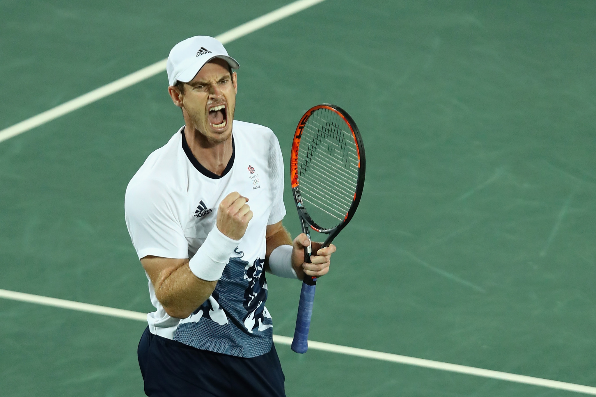 Andy Murray is hopeful of competing at Tokyo 2020 ©Getty Images