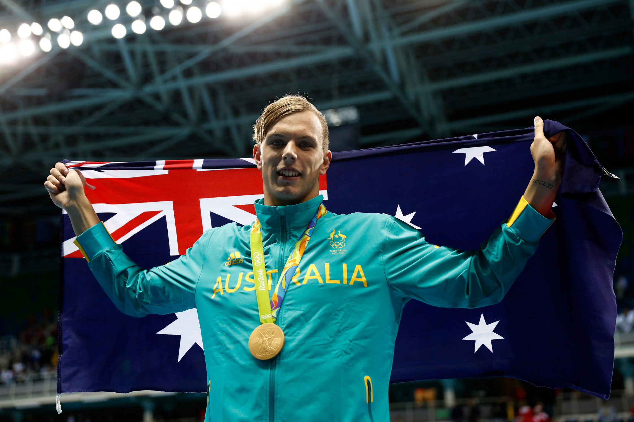 Swimmer Chalmers eyes title defence at Tokyo 2020 after shoulder surgery