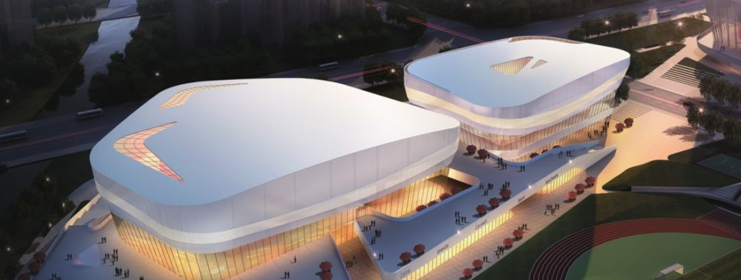 Construction of Chengdu 2021 table tennis venue nears completion