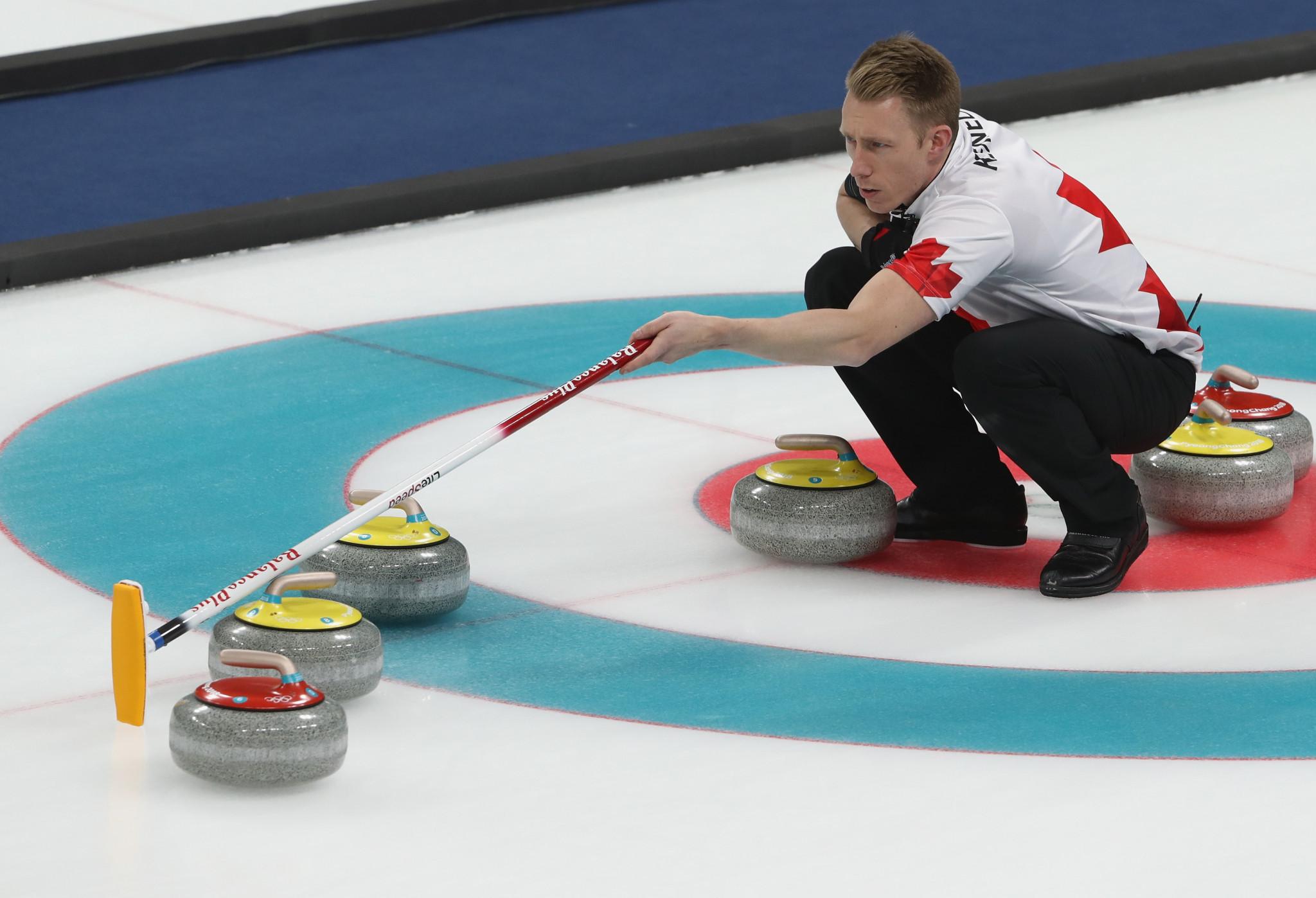"Calgary named as ""hub city"" for 2021 World Men's Curling Championship"