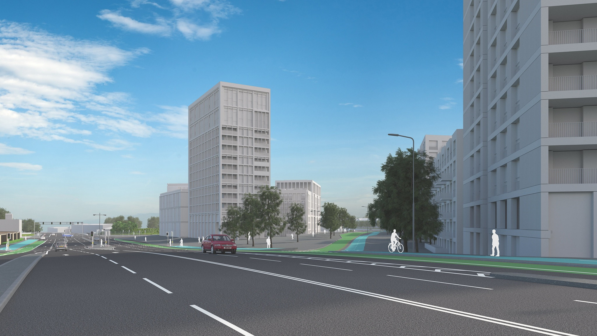 Birmingham pressing ahead with highway improvements due for completion before 2022 Commonwealth Games