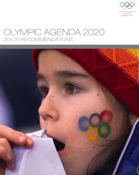 Agenda 2020 was launched in November 2014, but has it been a success? ©IOC