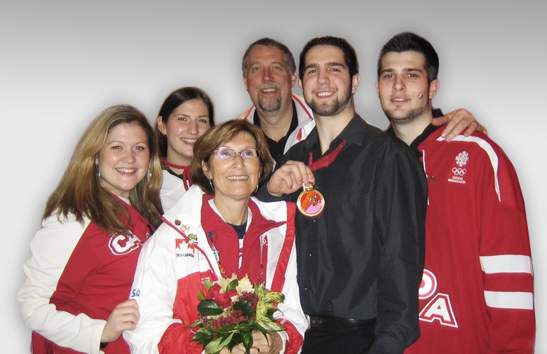 Westlake's parents to donate record sum to Paralympic Foundation of Canada