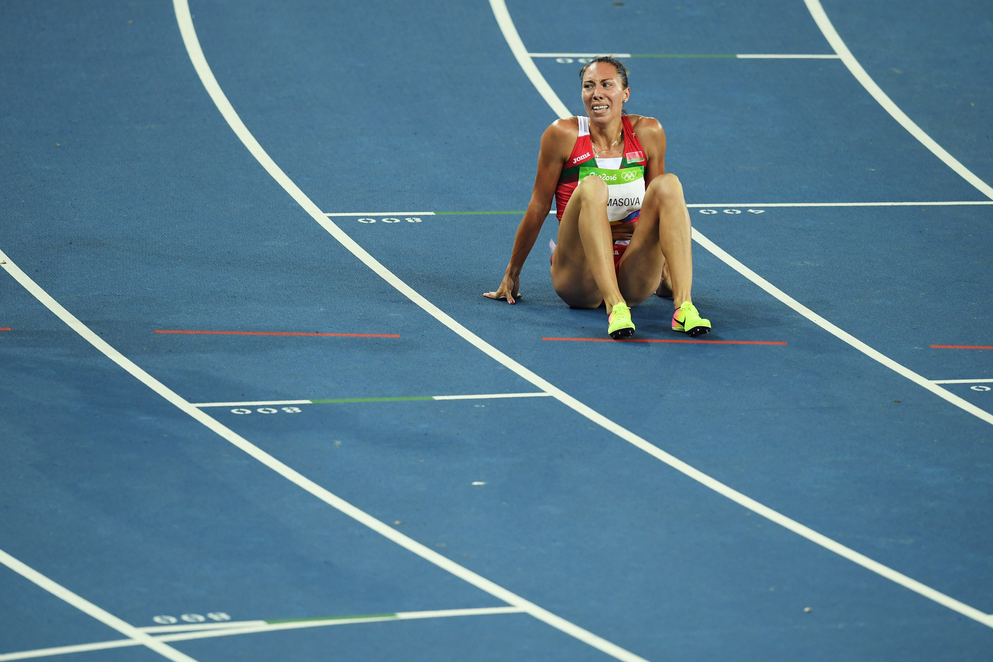 Ex-800m world champion Arzamasova handed four-year doping ban