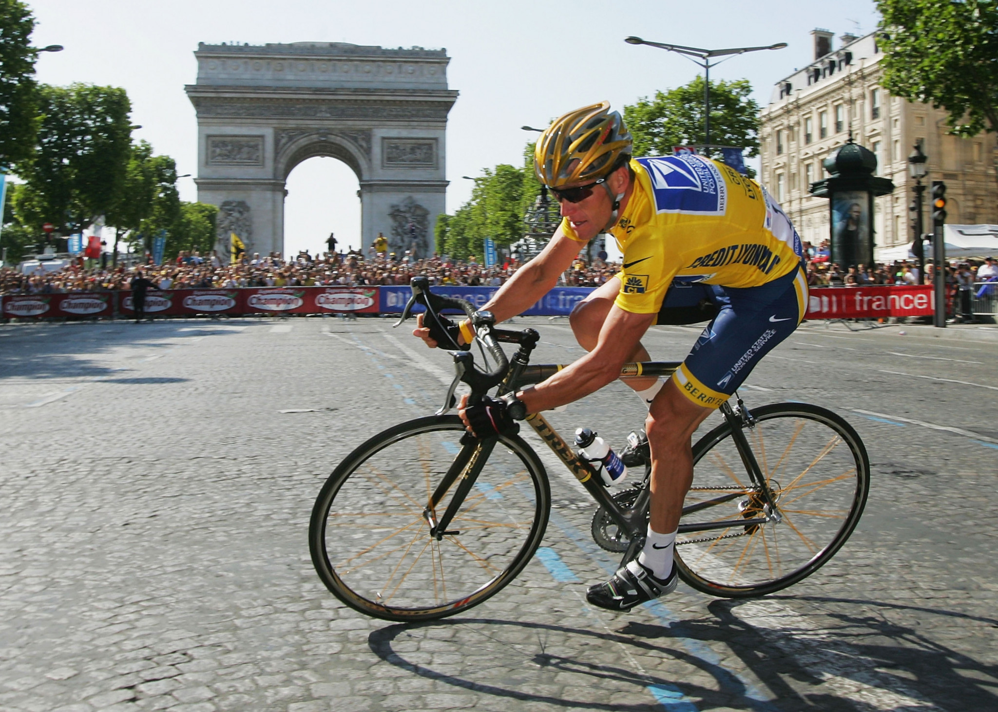 Bill Bock was lead counsel on USADA's investigation of Lance Armstrong ©Getty Images
