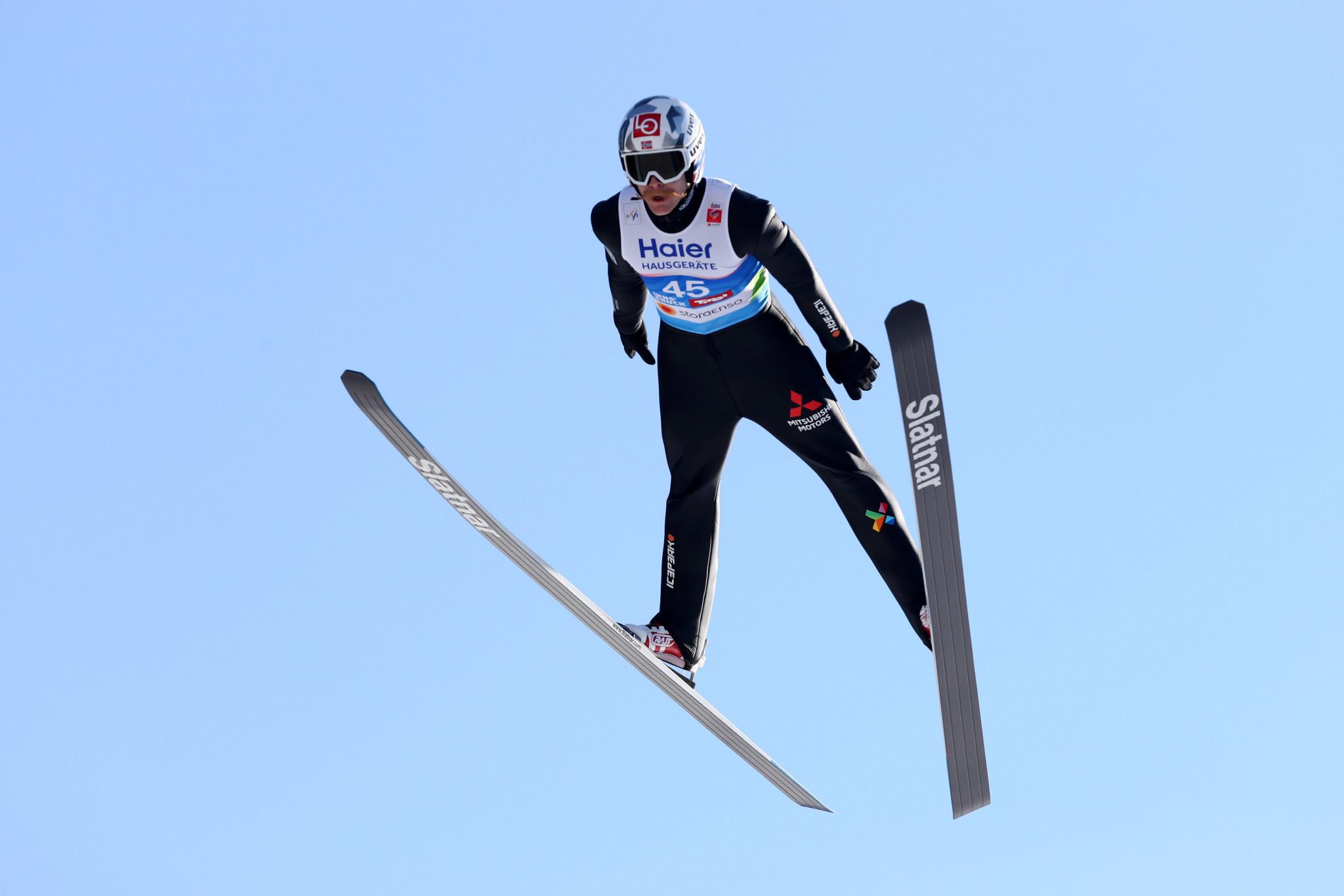 Ski jumper Johansson has back surgery to prepare for new World Cup season