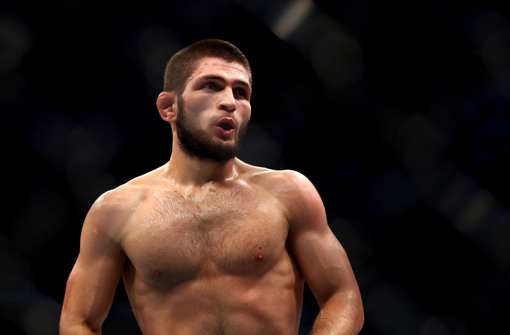 UFC star Nurmagomedov claims mixed martial arts has chance of Olympic inclusion at Los Angeles 2028