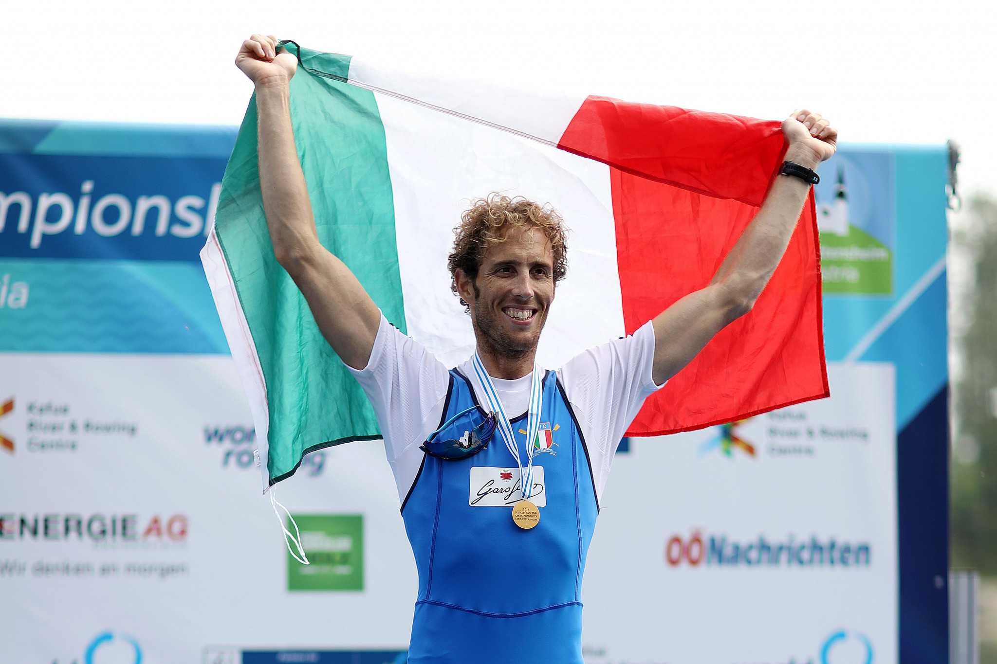 Goretti among European qualifiers for 2021 World Rowing Indoor Championships