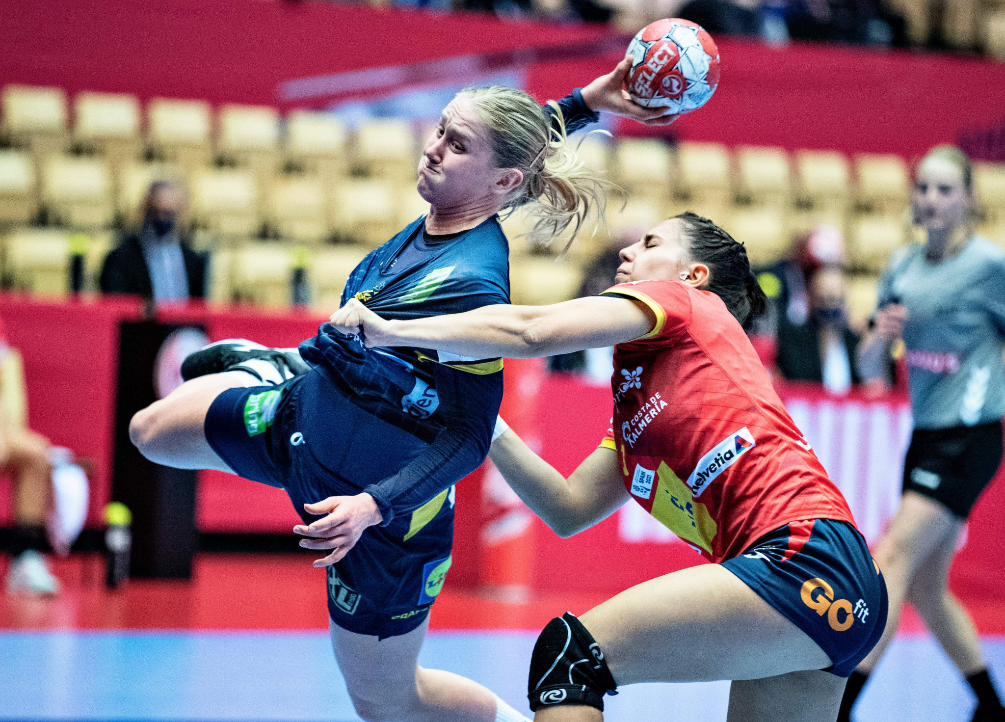 Serbia rebound from COVID-19 outbreak to beat world champions at European Women's Handball Championship