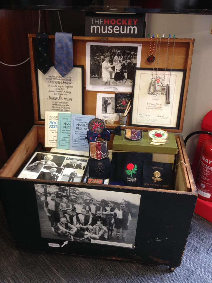 The Hockey Museum given funding for feasibility study into mobile exhibition