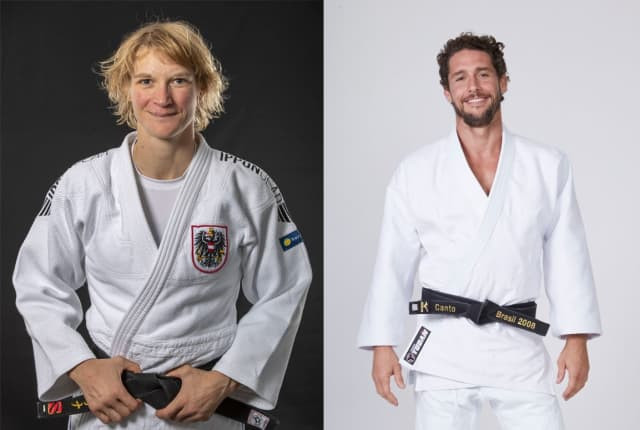 Filzmoser and Canto appointed IJF climate ambassadors