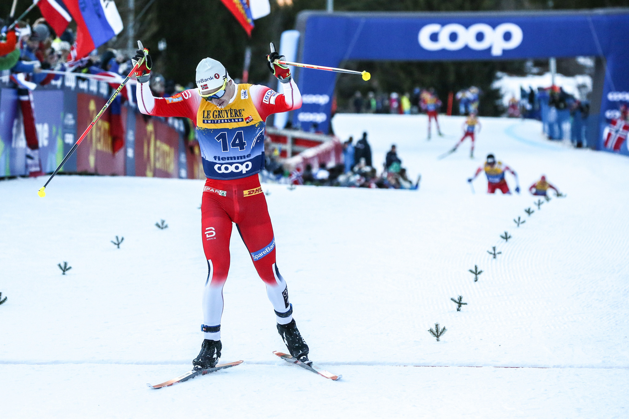 FIS cross-country race director rejects request from Nordic countries to shorten Tour de Ski