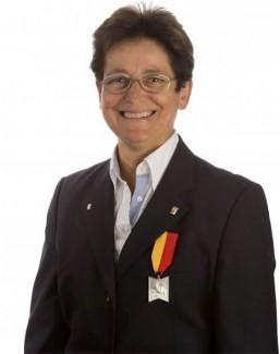 Anne d'Ieteren has promoted Para-dressage in Belgium during her career ©Eurodressage