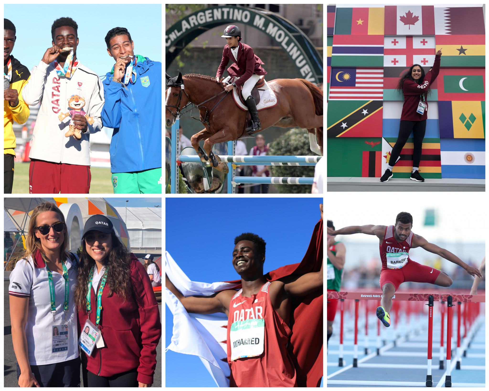 Doha 2030 has added a host of young athletes to a new working group ©Doha 2030