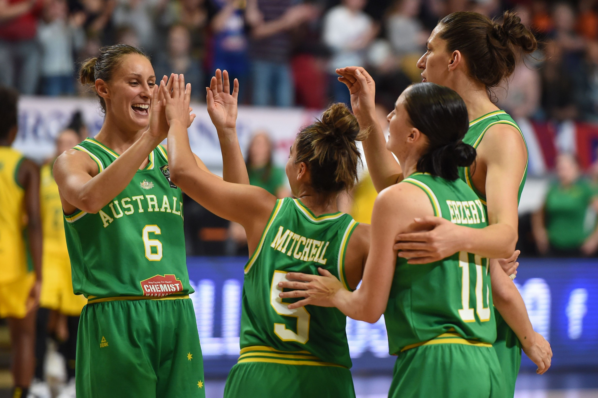 A training camp has been organised for the Australian women's basketball team ©Getty Images
