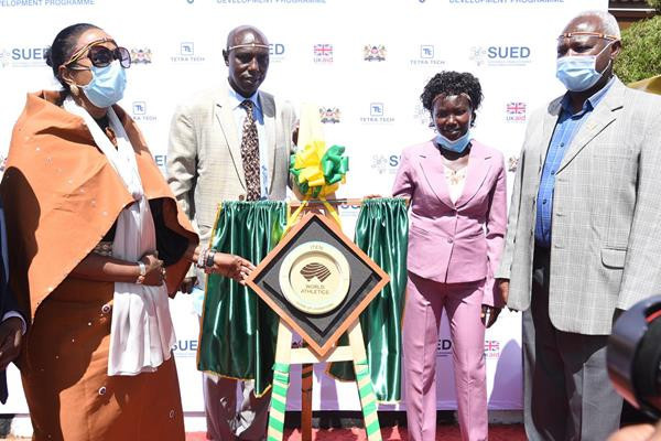 World Athletics Heritage Plaques officially awarded to Iten and Fukuoka