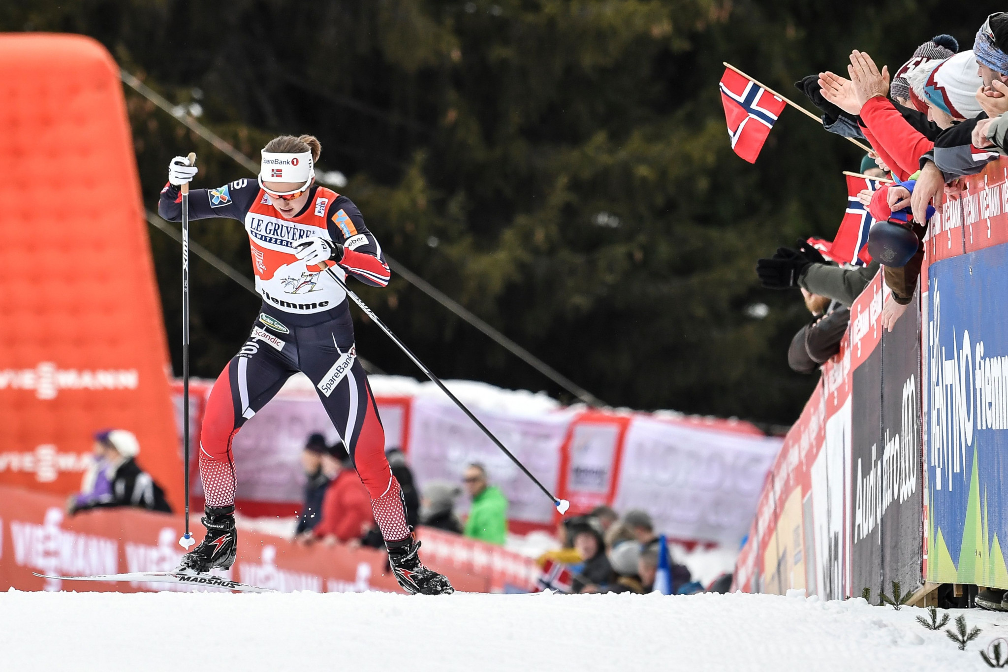 Norway has withdrawn from next month's Tour de Ski ©Getty Images