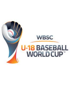 WBSC Under 18 logo
