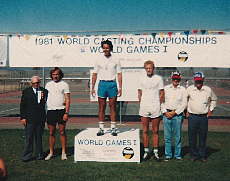 The World Games will be celebrating its 40th anniversary next year following the first event at Santa Clara in the United States in 1981 ©IWGA