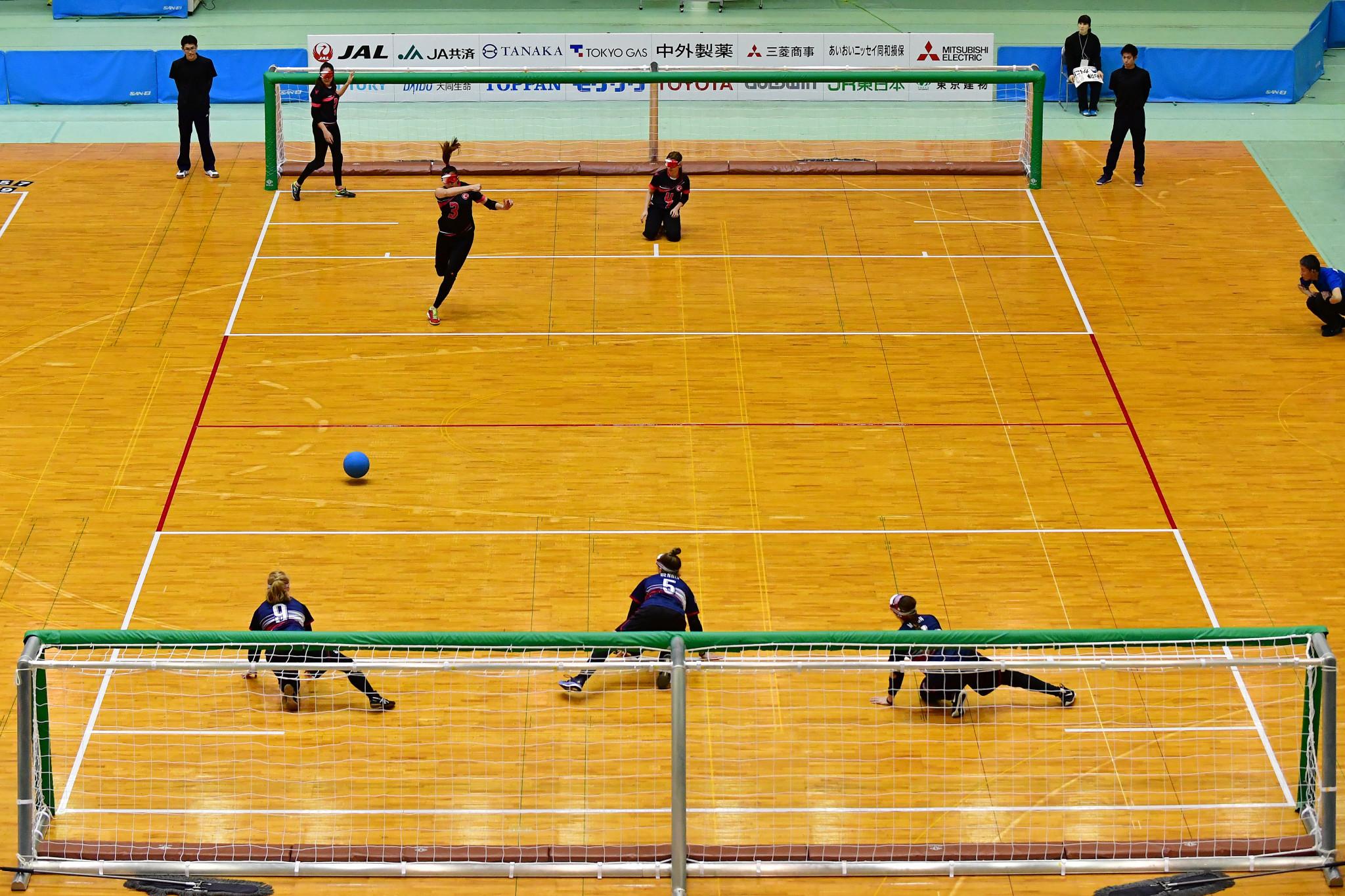 IBSA Goalball postpones European Championships Group B event